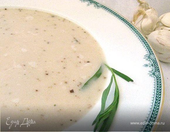 Чесночный суп-пюре 142