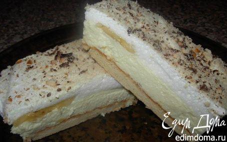 Рецепт Пирожное без выпечки