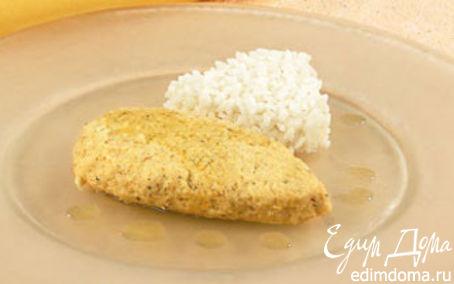 Рецепт Куриные котлеты с сыром на пару в пароварке