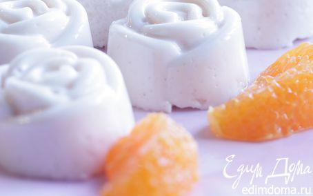 Рецепт Йогуртовые пирожные