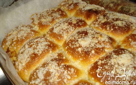Рецепт Булочки с персиками