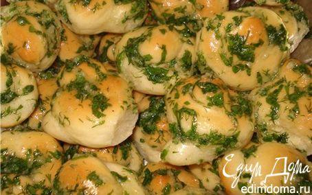 Рецепт Закусочные булочки