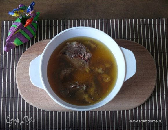 бешбармак (казахский рецепт)