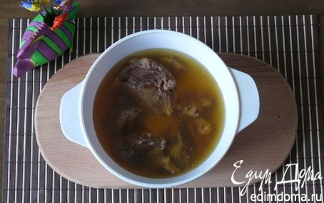 Рецепт бешбармак (казахский рецепт)