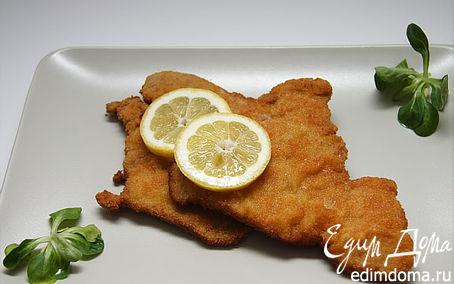 Рецепт Рыба в сухарях