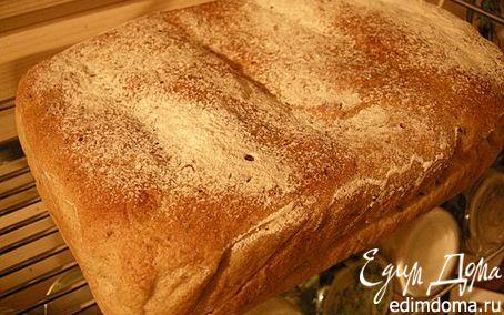 Рецепт Литовский заварной хлеб