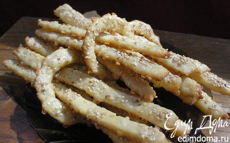 Рецепт Сырные палочки