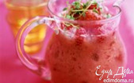 Рецепт Коктейль из малины