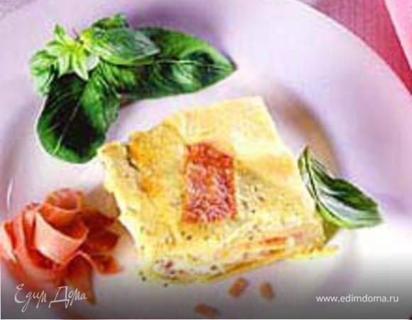Мясо с картошкой и баклажанами рецепт пошагово