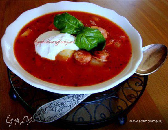 Любимый томатный суп