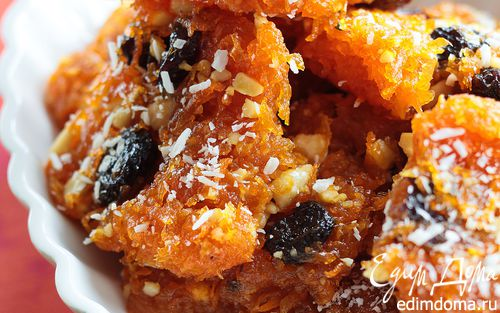 Рецепт Морковная халва