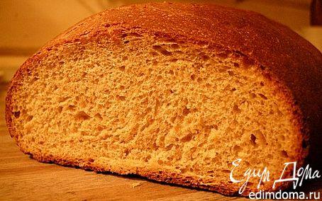 Рецепт Пшенично-ржаной хлеб «Импровизация»