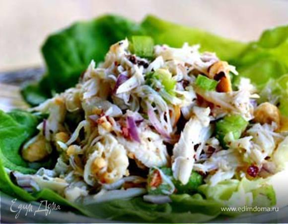 Салат из языка к завтраку
