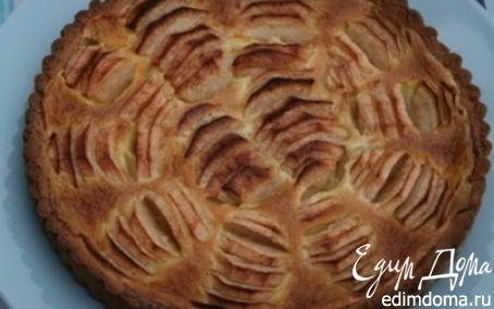 Рецепт Эльзасский яблочный пирог