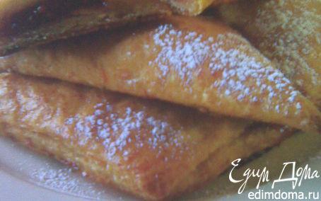 Рецепт Пирожки из творожно-медового теста