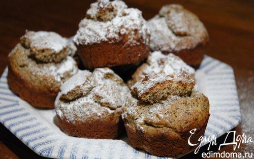 Рецепт Медовые булочки с маком