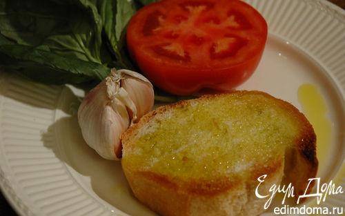 Рецепт Хлеб с помидором