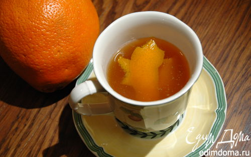 Рецепт Чай с апельсином