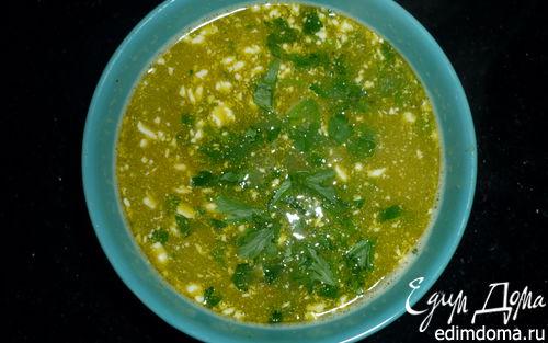 Рецепт Суп из красной чечевицы с брокколи