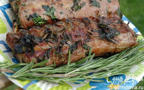 Рецепт Баранина на гриле