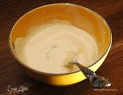 Заварной крем из йогурта