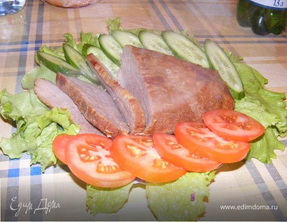 Mясо с имбирем