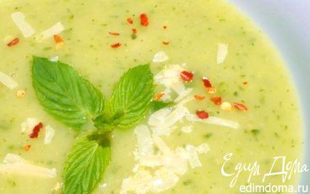 Рецепт Суп из цукини