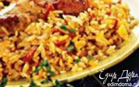 Рецепт Курица в пиве с рисом