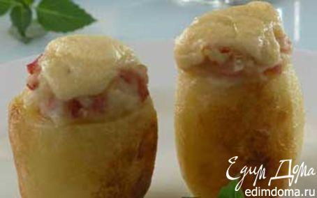 Рецепт Картофельные домики
