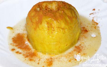 Рецепт Яблоко, запеченное с медом