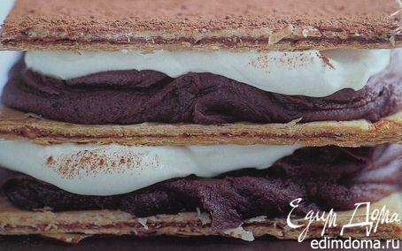 Рецепт Кокосовое пирожное