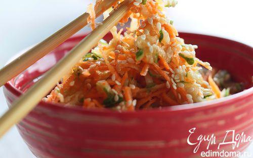 Рецепт Китайский огуречный салат