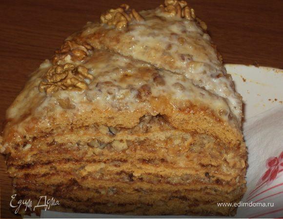 "Торт ""Медовик""1"