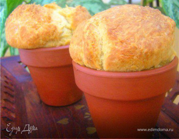 Цветочные булочки (бриоши)