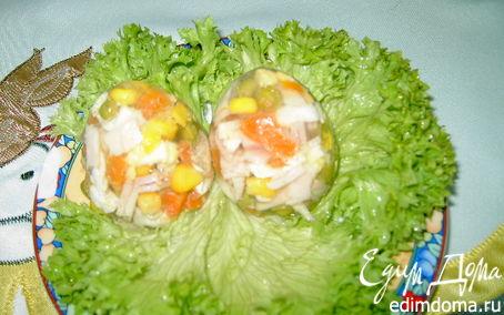Рецепт Яйцо заливное