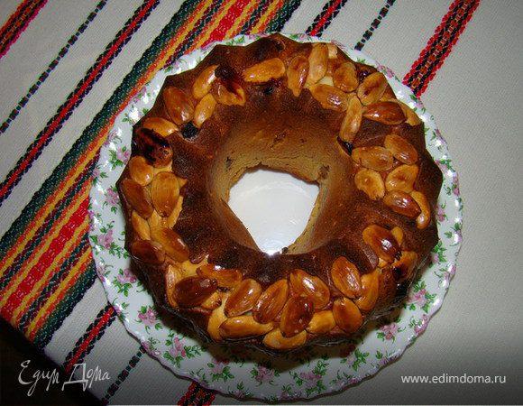 Немецкий кекс