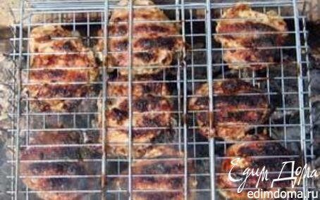Рецепт – Шашлык из куриных бедрышек⎝⏠⏝⏠⎠