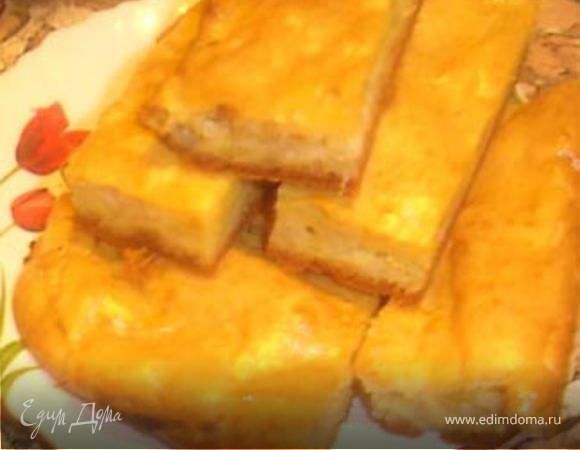 Картофельный пирог 2