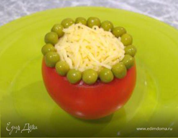 Фаршированные помидоры (праздничные)