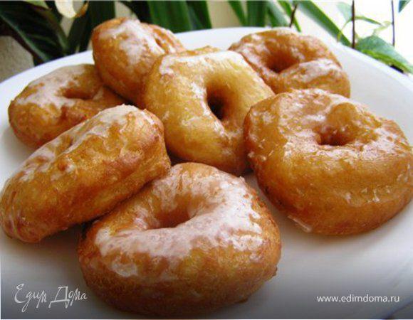 Сочные картофельные пончики