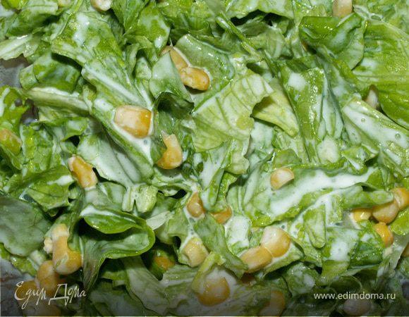 Салат за 2 минуты
