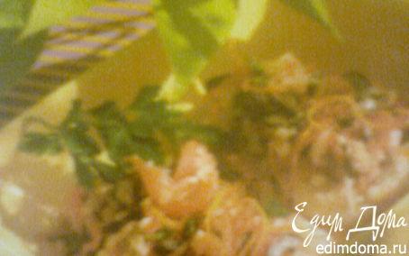 Рецепт Хрустящие бутербродики с рыбой