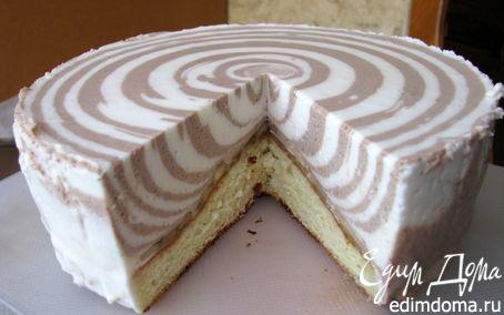 Рецепт Мраморный торт