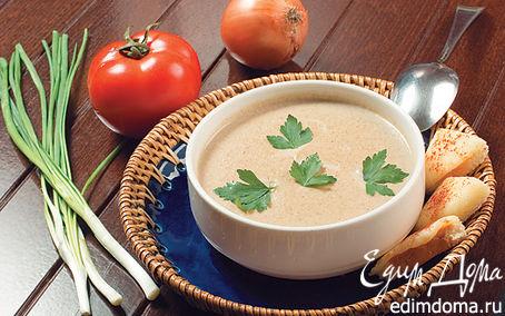 Рецепт Нежный суп из семги