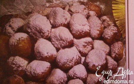 Рецепт Творожные пончики по-русски