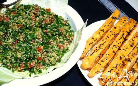 Рецепт Табуле-арабский салат