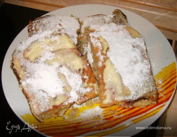 Ирландский овсяный хлеб на кефире