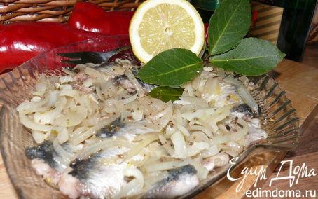 Рецепт Маринованные сардины из Римини