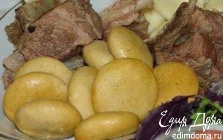 Рецепт Кукурузный хинкал