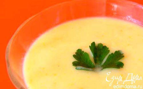 Рецепт Суп-пюре из сельдерея
